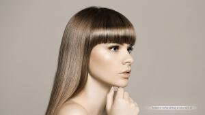 Keratine behandeling voor en na foto goede salon amsterdam LysandroCiclia hairstyles