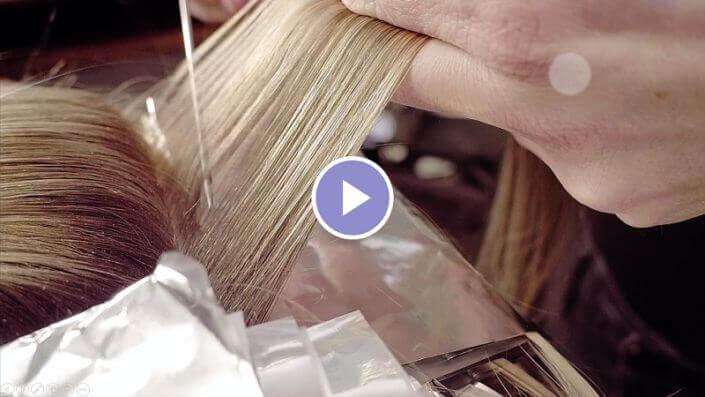 Kapper Amsterdam LysandroCicilia hairstyles Babylights Video 2018