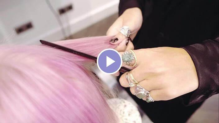 LysandroCicilia hairstyles kleurspecialist