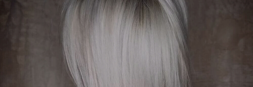 Silver Hair Color Trend