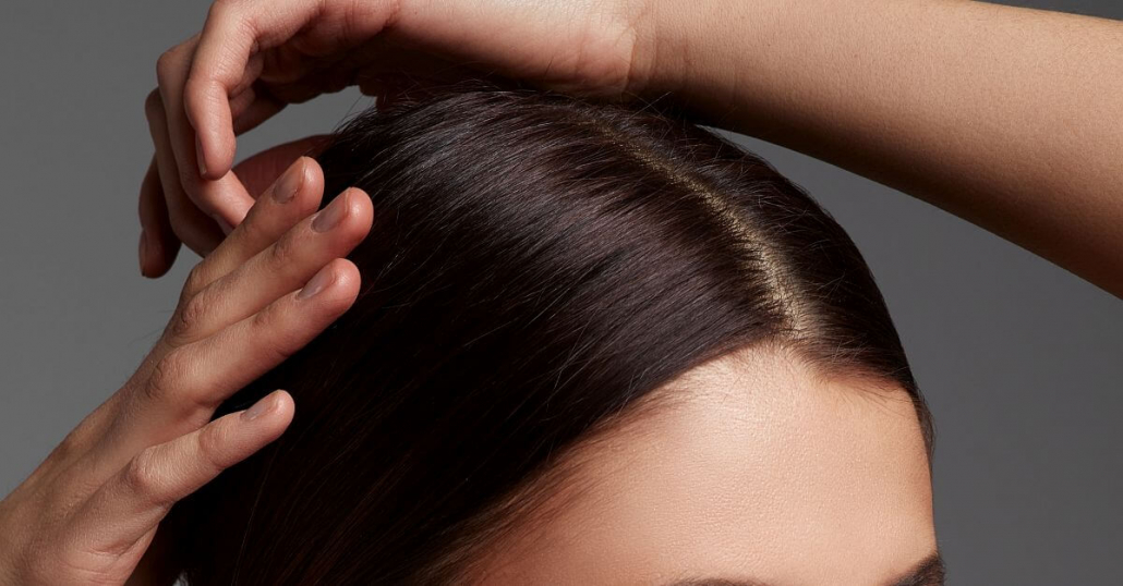 iddenscheiding Middle Part LysandroCicilia hairstyles kapper amsterdam