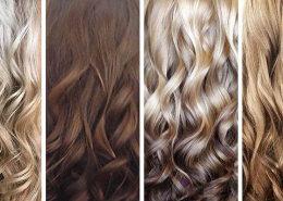 Reverse Balayage LysandroCicilia hairstyles kapper amsterdam