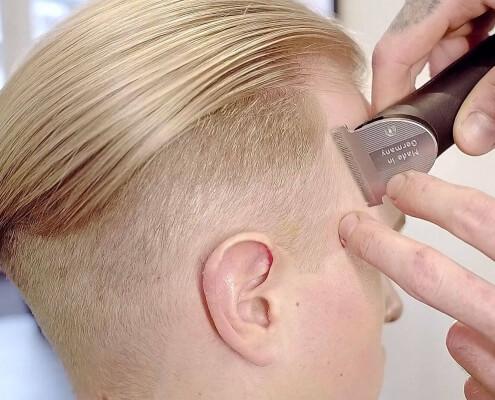 Barbershop Amsterdam Barbierbehandeling